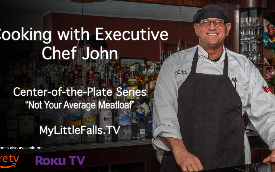 Chef John's 'Not Your Average Meatloaf' Recipe